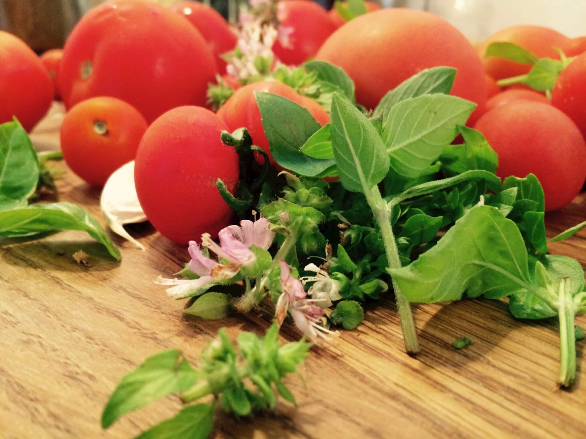 hjemmelavet tomat passata